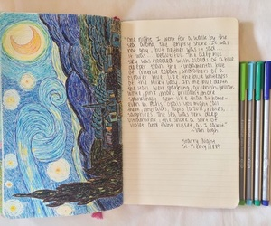 drawing, inspiration, and sketch journal image