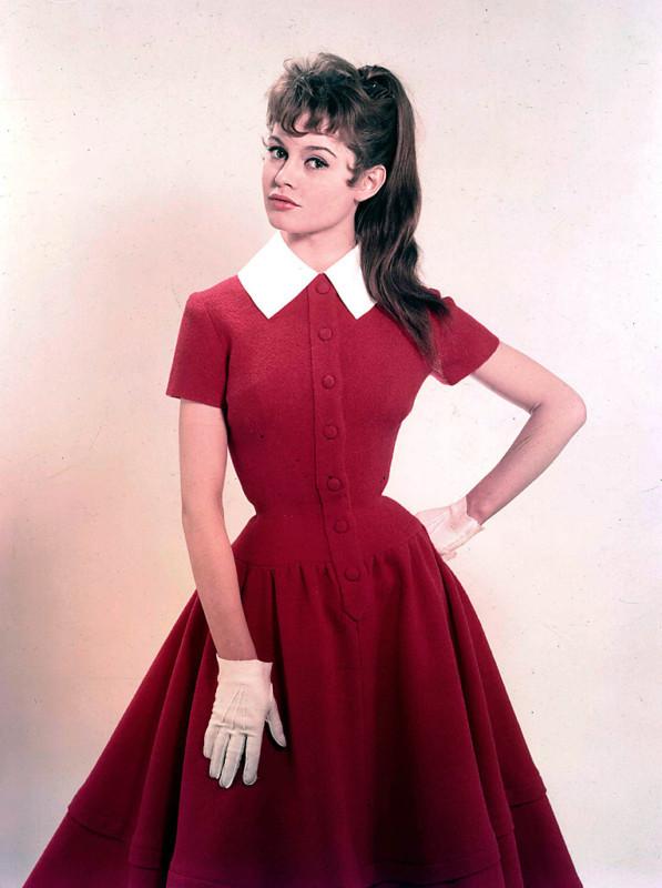 50s, beautiful, and brigitte bardot image