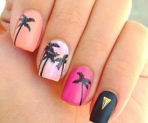 matte, nail, and nails image