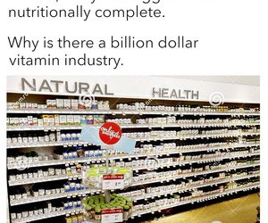 dairy, medicine, and pills image