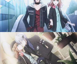 anime, Collage, and amnesia image