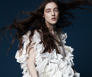 birdy, interview magazine, and photoshoot image
