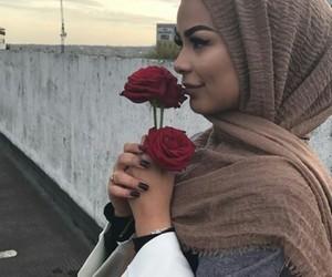 girl, muslim, and habiba image