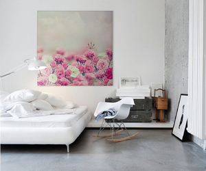 bedroom, canvas, and canvas print image