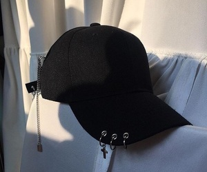 fashion, aesthetic, and cap image
