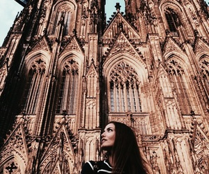 girl, cologne, and style image