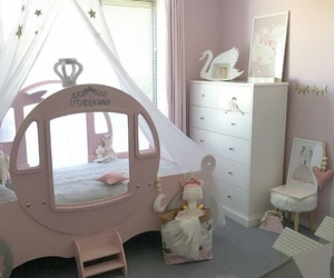 kids, babygirl, and babyroom image
