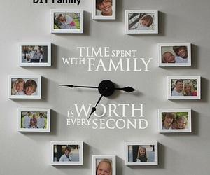 clocks, photos, and diy image