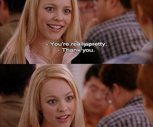 mean girls, quotes, and funny image