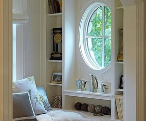 window, books, and home image