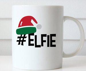 cute mug, gift for him, and selfie selfie image