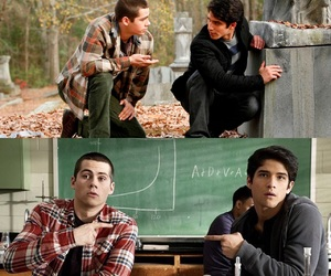 scott, teen wolf, and tw image
