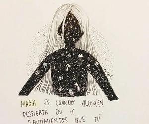 feelings, magic, and people image