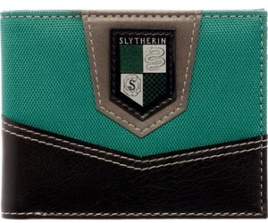 wallet, collectables, and harry potter slytherin image
