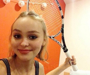 girls, lily rose depp, and lily rose depp instagram image