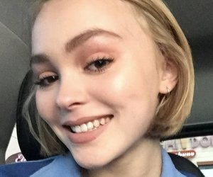 lily rose depp, girl, and lily-rose depp image