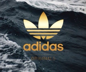 adidas and background image