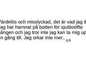 misslyckad, svenska, and vardelös image