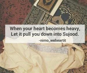 allah, arab, and heart image