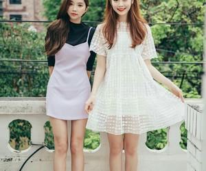 korean and fashion image