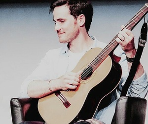 actor, guitars, and once upon a time image