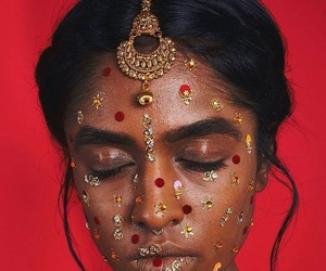 aesthetic, indian, and beautiful image