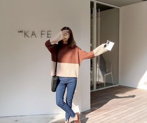 outfit, kfashion, and style image