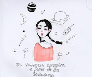 frases, dreams, and universo image