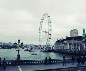 blue, city, and london image