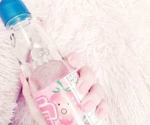 pink, delicious, and drink image