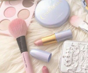 cosmetics, makeup, and fashion image