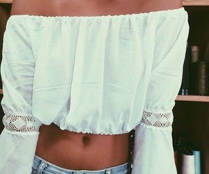 boho, girl, and jeans image