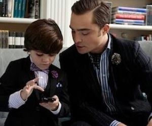 gossip girl, chuck bass, and chuck image