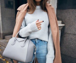 aesthetic, bag, and outfit image