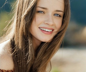 alexis bledel, girl, and beauty image