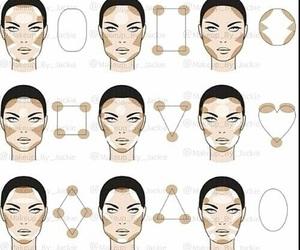 makeup and tips image