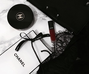 beauty, chanel, and chic image