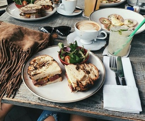 food, coffee, and drink image