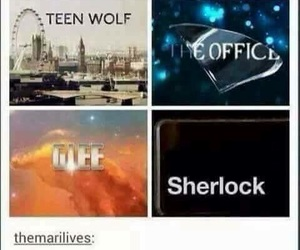 doctor who, fandom, and supernatural image