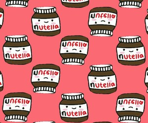 nutella is life and nutella is love image