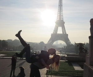 best friends, france, and Dream image