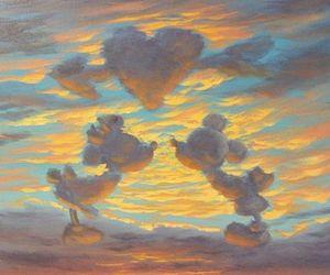 disney and love image