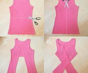 diy, pink, and top image