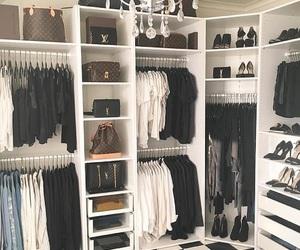fashion, closet, and home image