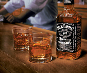 photography, jack daniels, and drink image