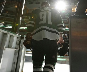 dallas stars and tyler seguin image