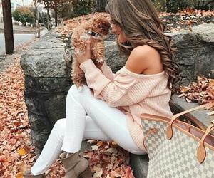 fashion, pretty stylish glam, and woman girl image