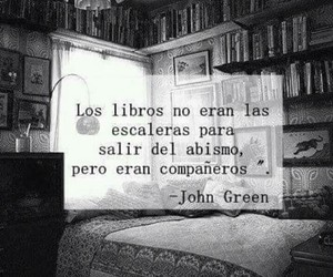 book, john green, and frases image