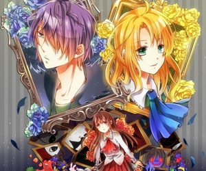 flowers, game, and ib image