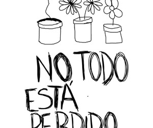 flores, frase, and no image